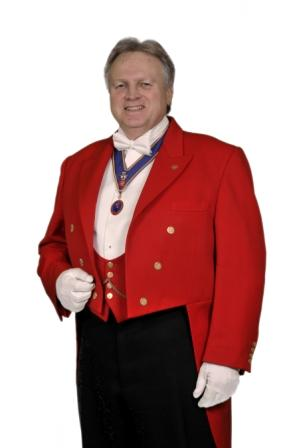 Essex toastmaster and master of ceremonies for your wedding, Masonic Ladies Festival or special event