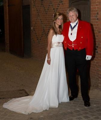 Essex Wedding Toastmaster at Layer Marney Tower Nina and Nick's Wedding Day