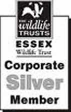 Essex Wildlife Trust Toastmaster Silver Corporate 10 year Member