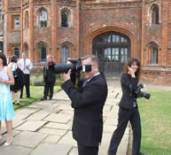 Pengelly Photography Layer Marney Tower Working with Essex Wedding Toastmaster Richard Palmer