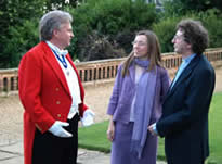 Richard Palmer toastmaster for the Essex County Council annual reception