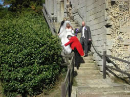 Essex Wedding Toastmaster at Headingham Castle Richard Palmer