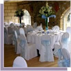 Finishing Touch Covers - Photo of chair covers