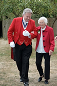 Richard Palmer Essex Wedding Toastmaster